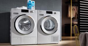 Get 5% Back on Your Appliances Connection Purchases: Miele Laundry Pair