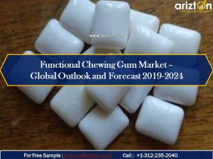 Functional Chewing Gum Market Report 2024