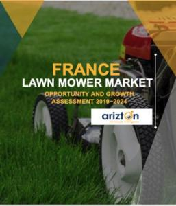 France Lawnmower market 2024