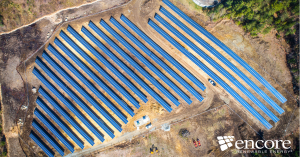 Trombley Hill Solar Project in Morrisville, VT