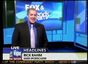 Rick Rahim on Fox News