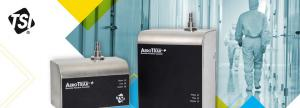 TSI introduces AeroTrak+ Remote Airborne Particle Counters for monitoring manufacturing cleanrooms.