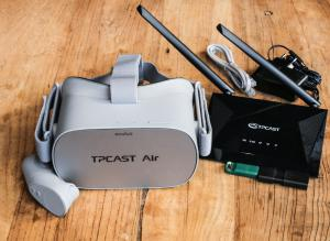 TPCAST Air for enterprise