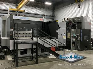Toyoda FA1050S Installation at Trace-A-Matic South