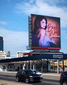 Brooke Woods on Billboard Nashville