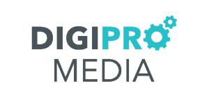 DigiPro Media Company Logo