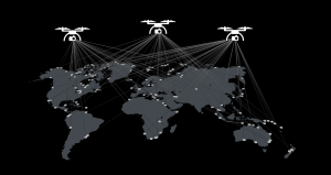 Global Drone Flights