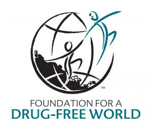 Logo Drug-Free World