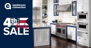 Appliances Connection 2019 4th of July Sale