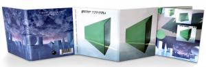Eddie Jobson - The Green Album/Theme of Secrets Digipak