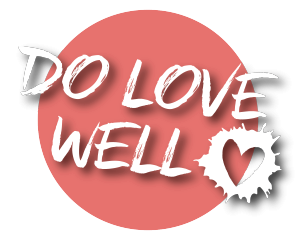 Do Love Well Giving Initiative logo, an philanthropic endeavor by Hill Productions & Media Group, Inc.