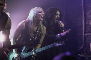Kore Rozzik and Nita Strauss