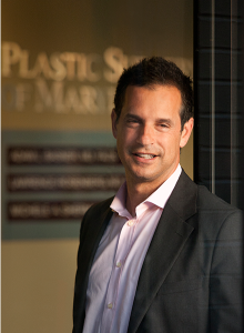 Adam Basner, M.D., at The Plastic Surgery Center of Maryland