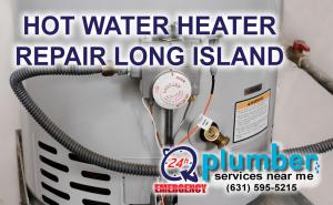 Hot Water Heater Repair Long Island Sukkolk and Nassau