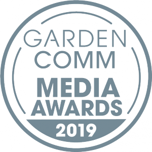2019 GardenComm media awards home garden homestead
