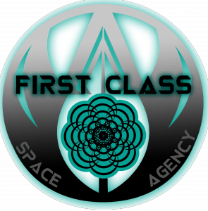 First Class Space Agency Logo