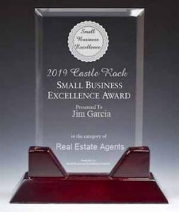 2019 Castle Rock Small Business Excellence Award