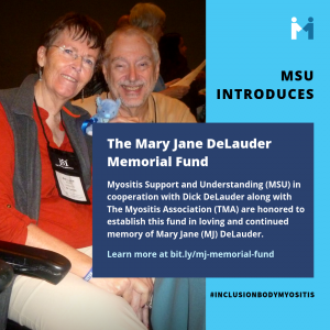Mary Jane DeLauder Memorial Fund