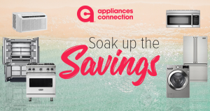 Appliances Connection 2019 Summer Sale
