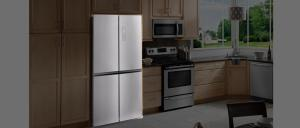 Appliances Connection Summer Sale: Frigidaire FFBN1721TV French Door Refrigerator