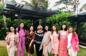 Retreat in Bali Lead by Alecia May of Who Run The World