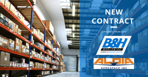 B&H Worldwide wins contract with Aloia Aerospace