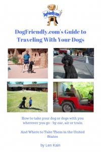 DogFriendly.com's Guide to Traveling With Your Dogs