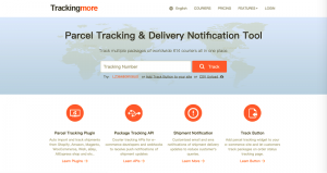 track your parcel on trackingmore.com