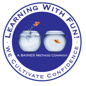Learning With Fun Logo