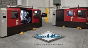 Smart Lathe Cell Installation at Trace-a-Matic North