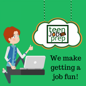 Resume Building and interview skills for teens