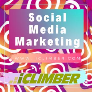 Social Media Marketing Service by iClimber