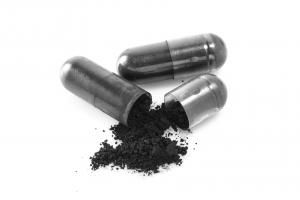 Shanab Pharma Activated Charcoal Capsules