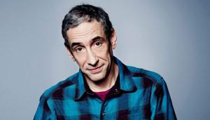"Douglas Rushkoff, author of the new book, ""Team Human"""