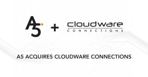 A5 Grows With Cloudware Connections