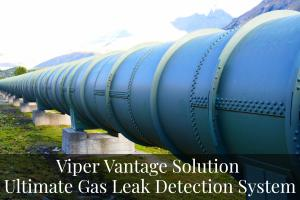Viper Vantage - Ultimate Gas Leak Detection System - Extended Pipeline inspection