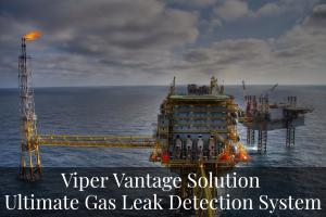 Viper Vantage - Ultimate Gas Leak Detection System - Rig Inspections