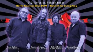 3.2 featuring Robert Berry Tour Poster