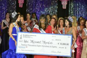 Ms. International™ 2019 went to Adri Maisonet Morales, Ms. North Carolina. She was also the People's Choice Award winner and walked away with $12,888.00.