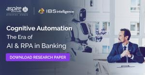 Aspire Systems and IBS Intelligence on Cognitive Automation