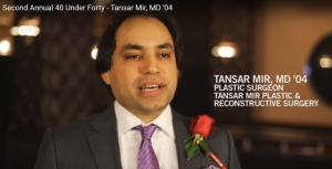 Tansar Mir, MD, plastic surgeon in New York