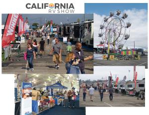 The California RV Show at the California Speedway Fontana