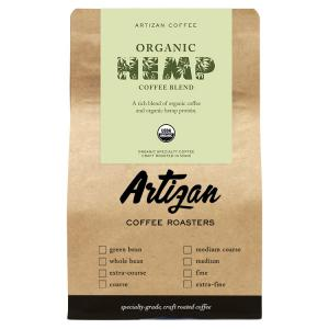 Organic Hemp Coffee