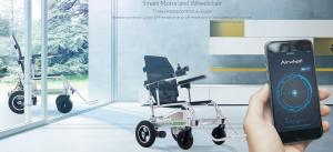 Airwheel electric wheelchair