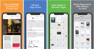 Edit PDFs Effortlessly With PDFpen for iPad & iPhone