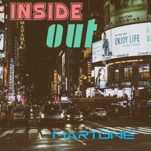 Inside Out, Single by Martone, Cover