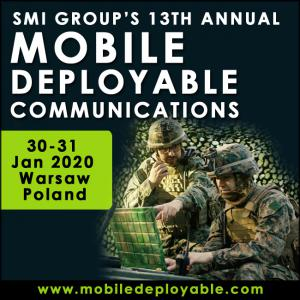 Mobile Deployable Communications Conference 2020