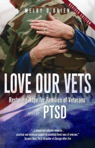 Love Our Vets by Welby O'Brien