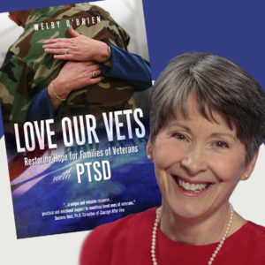 Welby O'Brien, writer of Love Our Vets