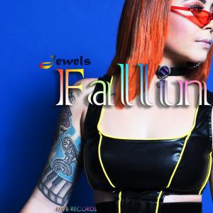 MVB RECORDS: Jewels - Fallin (Cover Artwork)